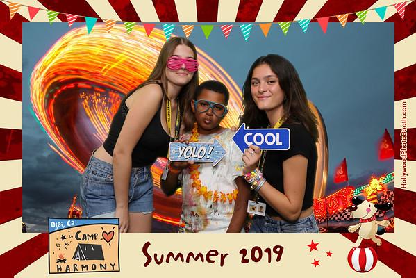 Camp Harmony Carnival Summer 2019