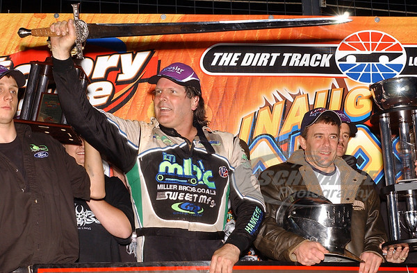 The Dirt Track @ Lowe's Motor Speedway (NC) 4/21&22