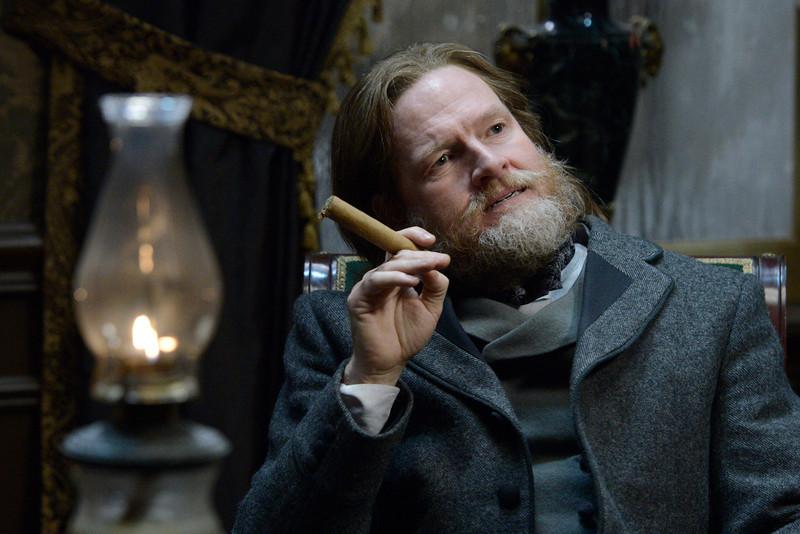 . Copper, Season 2, General Brendan Donovan (Donal Logue) Photo Credit: BBC AMERICA/Cineflix (Copper 2) Inc./Steve Wilkie