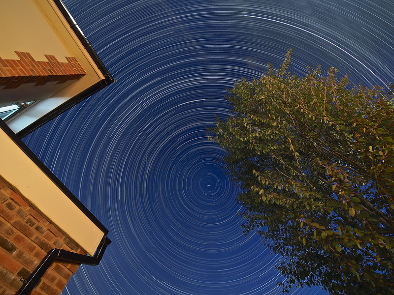 Homely Star Trail
