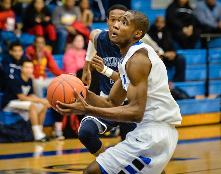 Basketball Boys Varsity vs  Lamar 01-21-14-18