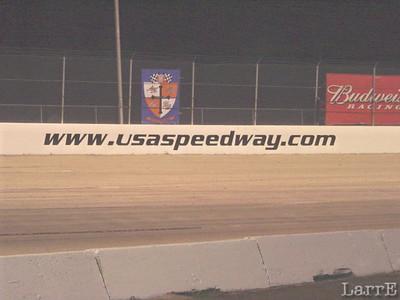 USA Speedway Big Car race Dec 13