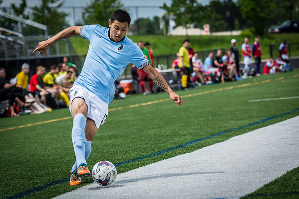 MN United FC Reserves vs. Twin Stars 20150607