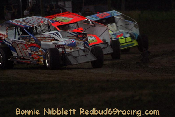 June 11, 2011.....Redbud's Pit Shots Delaware International Speedway