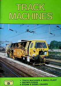 Section 009: Track Machines/On-Track Plant (A5 format)