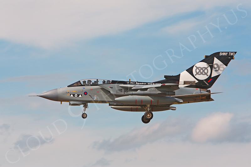 Panavia Tornado 00144 Panavia Tornado GR1 British RAF Shiny Two by Peter J Mancus.JPG