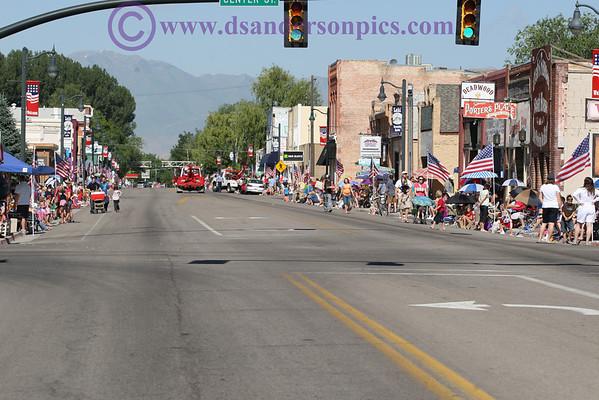 2010 Lehi City Roundup Parade