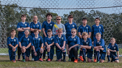 U14B Shea Oldsmar Soccer Travel Rec Team