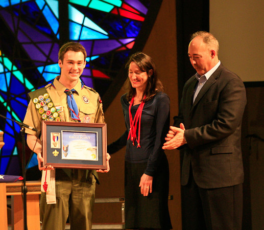 Jake Mutter Eagle Scout