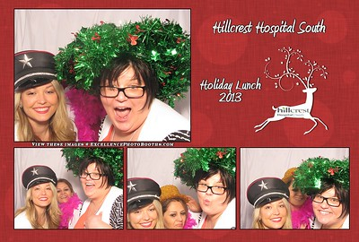 Hillcrest Education Center Holiday Party