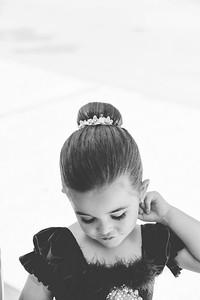 Brooklyn the Ballerina, Downtown Jacksonville, Florida