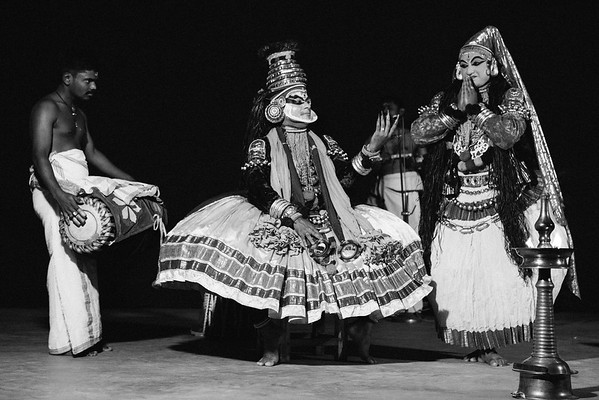 Kathalaki, Story Dance of Kerala