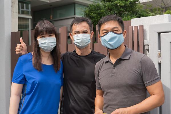 112820 Adviser visit Lengkong Tiga & Lengkong Empat