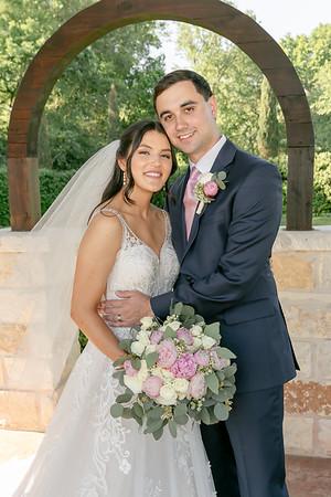 STEPHANIE + PHILLIP WEDDING DAY