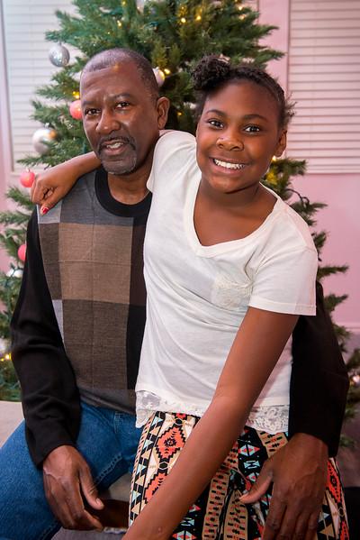 Tyrone's Family