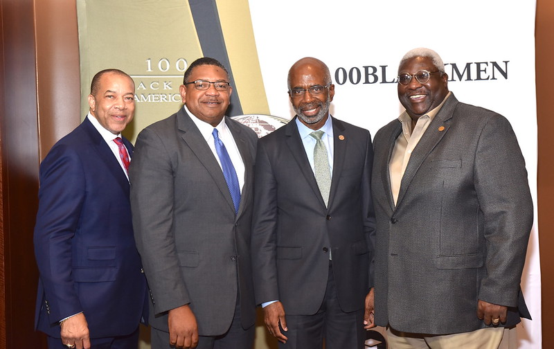 dortch dr. robinson with group.jpg