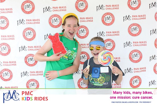 6.11.2017 - PMC Kid's Ride - Hingham, MA