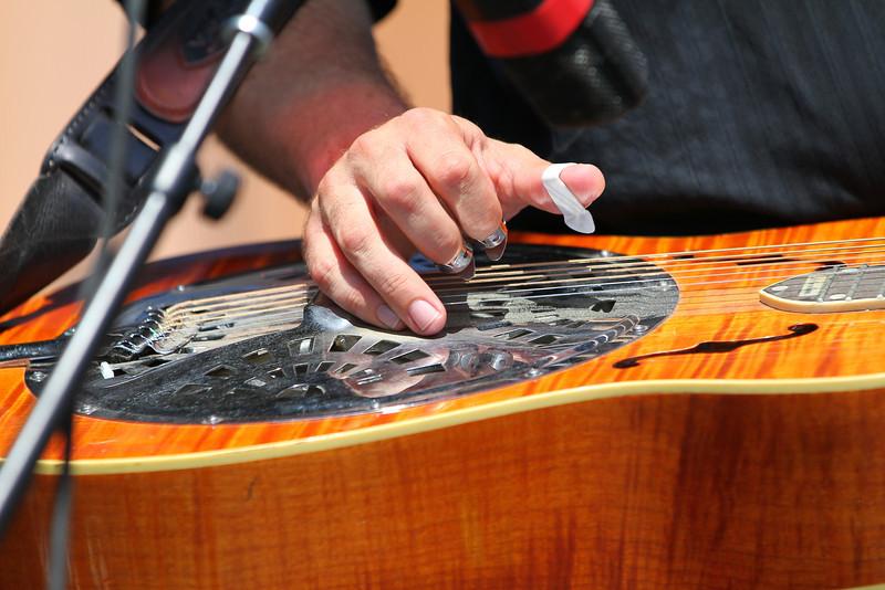 Greensky Bluegrass, Paul Hoffman