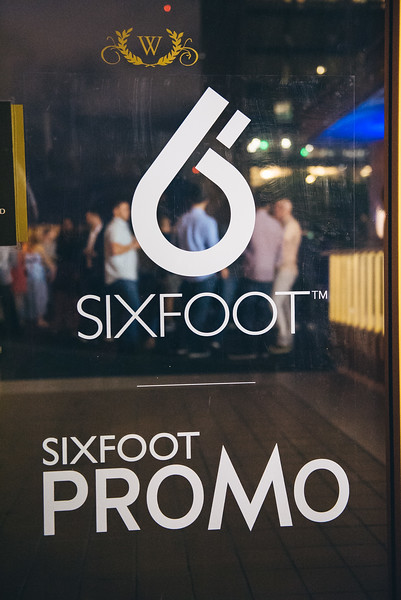 Six Foot Promo SDCC 2018 After Party