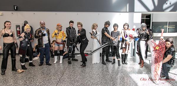 Otakuthon 2017 Final Fantasy XV