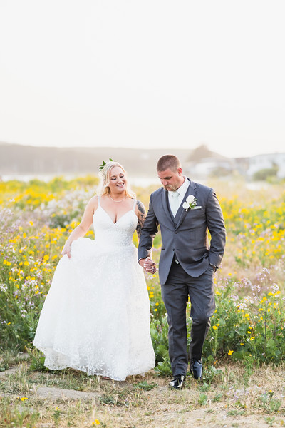Shannon and Charlie - Oceano Hotel and Spa - Half Moon Bay, CA