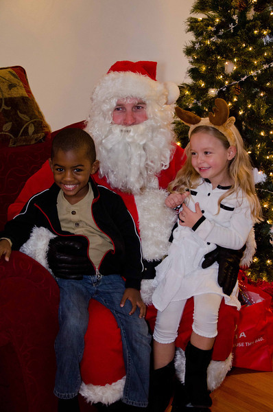Christmas Party with Santa  12-12