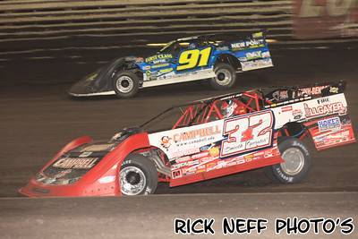 Knoxville Late Model Nationals - 9/15/18