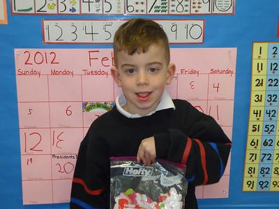PRE-KD CELEBRATES 100 DAYS OF SCHOOL