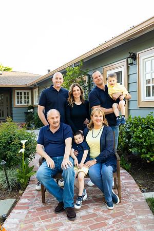 K Brockaway Extended Family