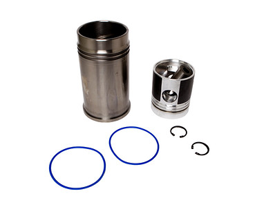 ZETOR TURBO LINER / PISTON & RING KIT 89003959