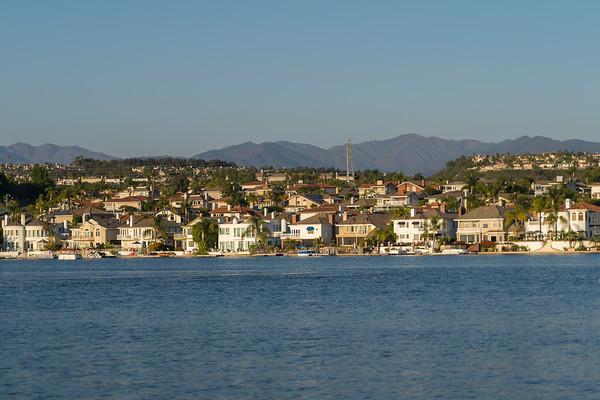 Lake Mission Viejo Boat Ride