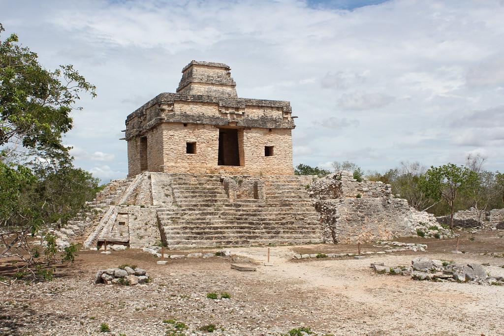 Dzibilchaltun - Best Mayan Ruins in Mexico