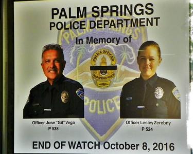 Palm Springs P.D.