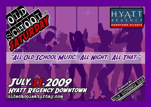 OSS @ Hyatt Regency :: **Special Michael Jackson Tribute** :: ATL, GA, USA [July.11.2009]