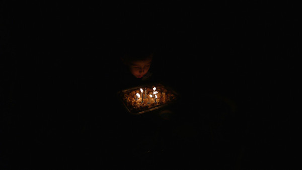 Wilson's 7th Birthday
