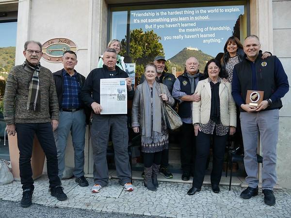 Cimitero Tedesco 19 Nov 2017 - Memorial Day -