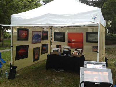 Art Show Booths
