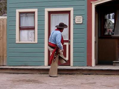 Arizona, Tombstone OK Corral Video 2009, Dec.