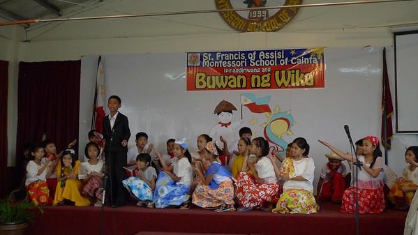 Buwan ng Wika SY 2011-2012