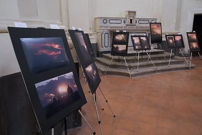 """Mostra  fotografica e presentazione del libro """"Racconti romani"""""""