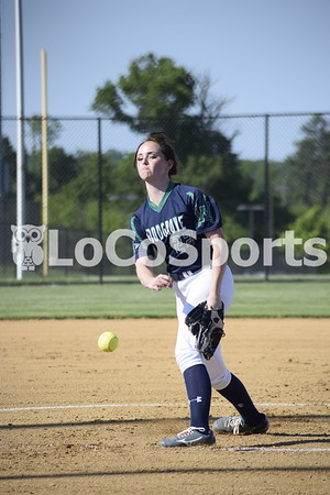 Softball: Woodgrove 4, Loudoun Valley 0 by Lorallye Partlow on May 16, 2017