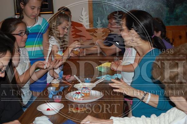 June 9 - Cupcake Wars