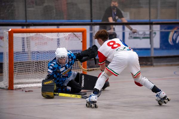 Finale 3°/4° posto: HRC Monza vs Correggio Hockey