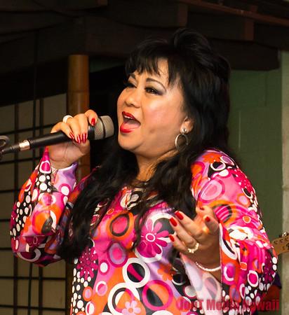 LS34 performing for the Wahiawa Ryusenji Fundraiser at Dot's in Wahiawa 11-1-2014