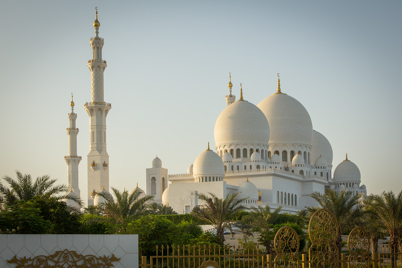 Sheikh Zayed bin Sultan Grand Mosque, Abu Dhabi (5a)