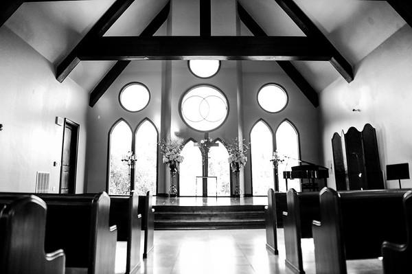 Vesica Piscis Chapel