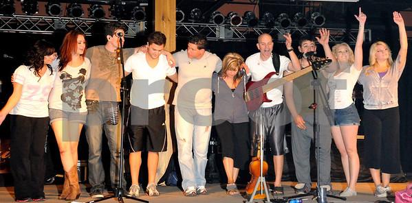 BELLA CAIN @ SUNDANCE SALOON 10/08/11