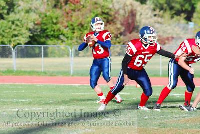 Football JV vs Maple Mt 09