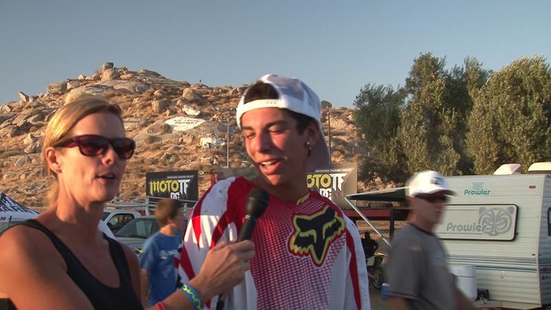 Even Pilette - #3 2011 Hot Summer Nights - Perris Raceway.MTS