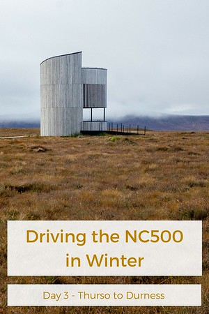 NC500 - Thurso to Durness